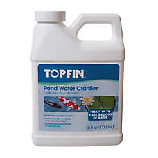 Top Fin® Pond Water Clarifier