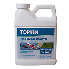 Top Fin® Sludge Remover Pond Water Conditioner