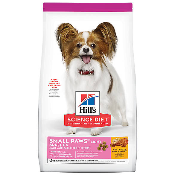 Hill S 174 Science Diet 174 Small Amp Toy Breed Light Adult Dog