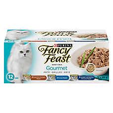 Fancy Feast® Gourmet Variety Pack Cat Food