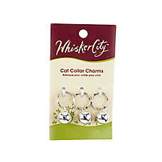 Whisker City® Cat Collar Charms