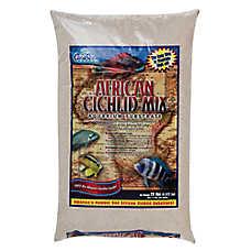 CaribSea African Cichlid Mix Aquarium Substrate