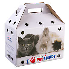 Grreat Choice® Adoption Box Pet Carrier