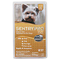 SENTRY® PRO 4-10 Lb Dog Flea & Tick Treatment