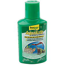 Tetrafauna Aquasafe Reptile and Amphibian Aqua-Terrarium Water Conditioner