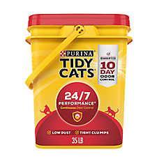 Purina® TIDY CATS® 24/7 Performance Cat Litter - Clumping, Multi Cat