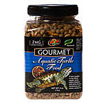 Zoo Med™ Gourmet Aquatic Turtle Food