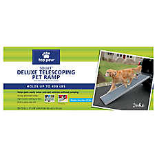 Top Paw® Deluxe Telescoping Pet Ramp