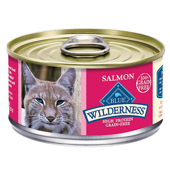 Blue Buffalo Wet Cat Food
