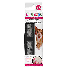 Kitty Caps Cat Nail Caps