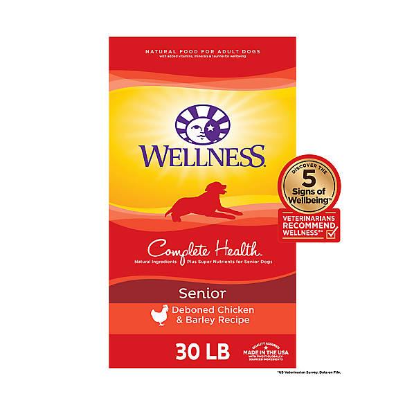 Petsmart Wellness Senior Dog Food