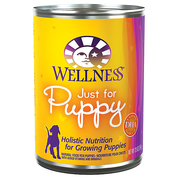 Wellness Just For Puppy Food Natural Dog Canned Food Petsmart