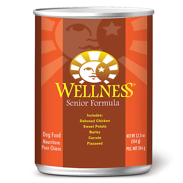 Wellness Canned Dog Food Calories