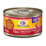 Wellness® Complete Health Cat Food - Natural, Grain Free, Pate