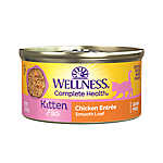 Wellness®  Complete Health Kitten Food - Natural, Grain Free
