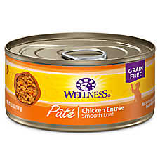 sale $1.89 ea.	when you buy 10+ Wellness® Complete Health cat food, 5.5 oz. cans