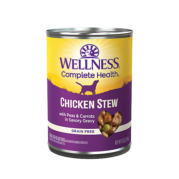 Wellness Dog Food Promotional Image