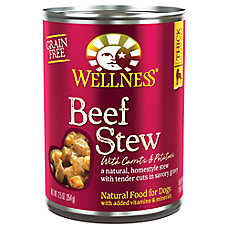 Wellness® Stews Dog Food - Natural, Grain Free