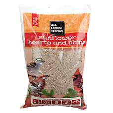 All Living Things® Sunflower Hearts and Chips Wild Bird Food