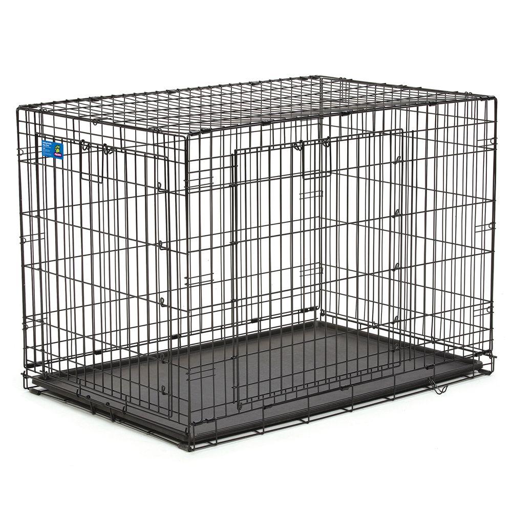 Top Paw Double Door Wire Dog Crate
