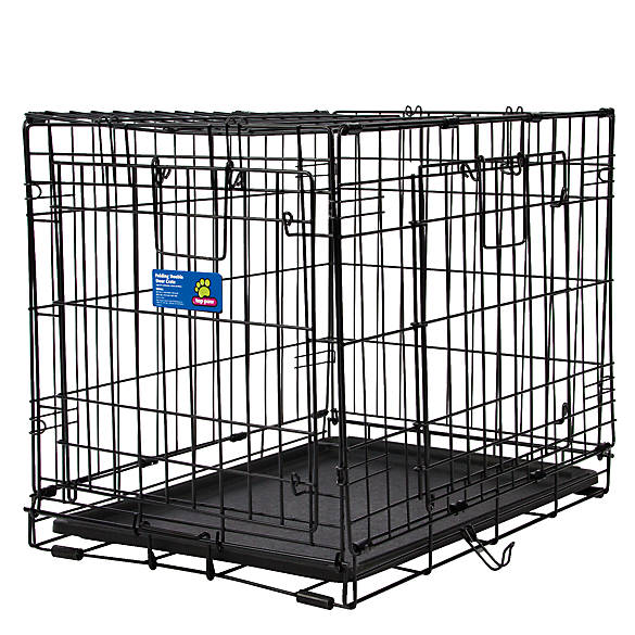 petsmart metal dog crate