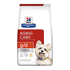 Hill's® Prescription Diet® g/d Aging Care Dog Food - Chicken
