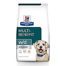 Hill's® Prescription Diet® w/d Digestive/Weight/Glucose Management Dog Food - Chicken
