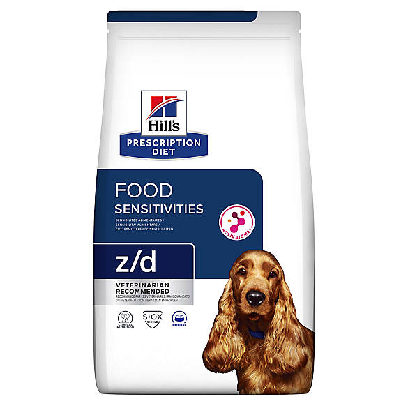 Hill's® Prescription Diet® Z/d Skin/Food Sensitivities Dog