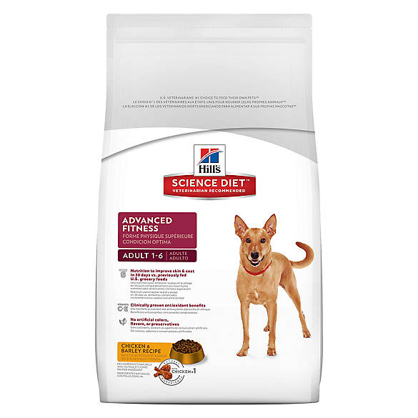 Hill's® Science Diet® Advanced Fitness Adult Dog Food