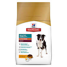 Hill's® Science Diet® Healthy Mobility Large Breed Adult Dog Food - Chicken Meal & Rice