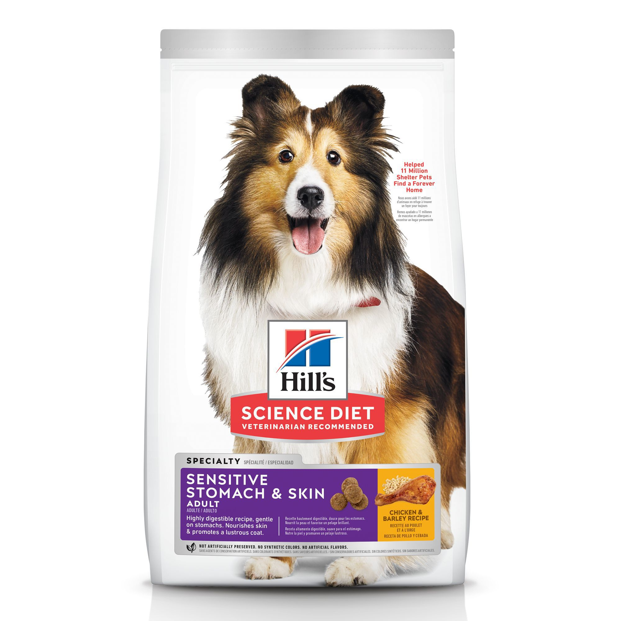 Hill's® Science Diet® Sensitive Stomach & Skin Adult Dog Food