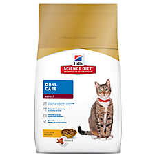 Hill's® Science Diet® Oral Care Adult Cat Food
