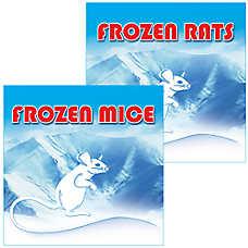 Arctic Mice Frozen Large Mice