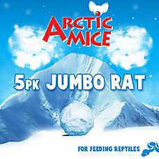 Arctic Mice Jumbo Frozen Rats