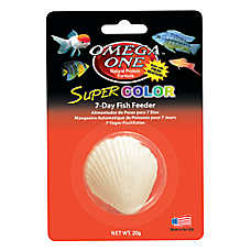 Omega™ One Super Color Fish Feeder