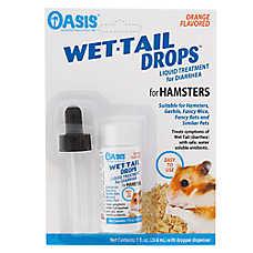 Oasis® Wet-Tail Drops™ Hamster Liquid Diarrhea Treatment