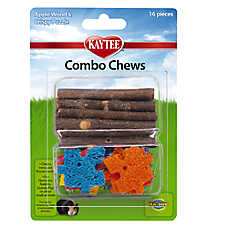 KAYTEE® Apple Wood & Crispy Puzzle Combo Chew