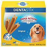 PEDIGREE® Dentastix Large Dog Sticks