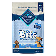 BLUE Bits® Natural Soft-Moist Training Puppy Treat