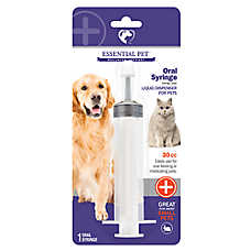 21st Century™ Essential Pet™ Oral Syringe Liquid Dispenser for Pets