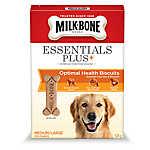MILK-BONE® essentials PLUS+ Optimal Health Dog Biscuits