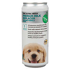 GNC Pets® Ultra Mega Premium Milk Replacer Puppy Formula