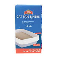 Grreat Choice® Cat Pan Liner