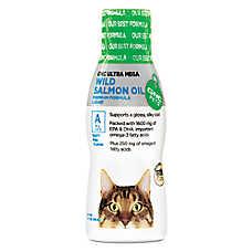 GNC Pets® Ultra Mega Wild Salmon Oil Cat Formula