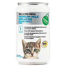 GNC Pets Premium Milk Replacer Cat Formula