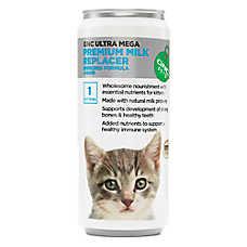 GNC Pets® Ultra Mega Premium Milk Replacer Cat Formula