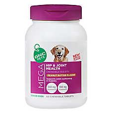 GNC Mega Hip & Joint Health Dog Chewable