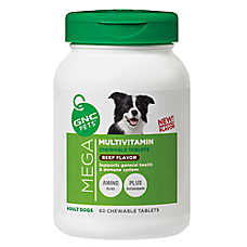GNC Pets Multivitamin Dog Chewable Tablets