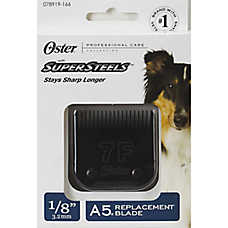 Oster Super Steels A5 Replacement Blades