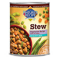 NATURE'S RECIPE® Healthy Skin Vegetarian Adult Dog Food
